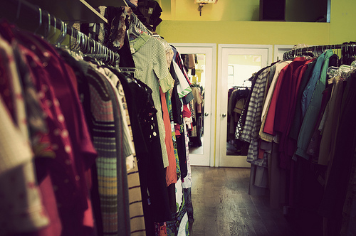 Vintage Shopping Citywinks Madrid