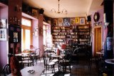 Bookstore-Cafe Experience