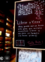 Good Day for Books &Wine!