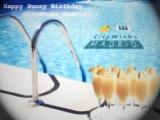 Happy Sunny Birthday!