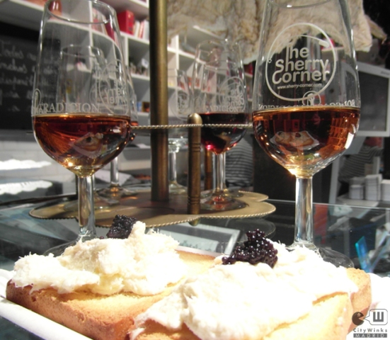 CityWinks Madrid-The Sherry Corner 2013 d