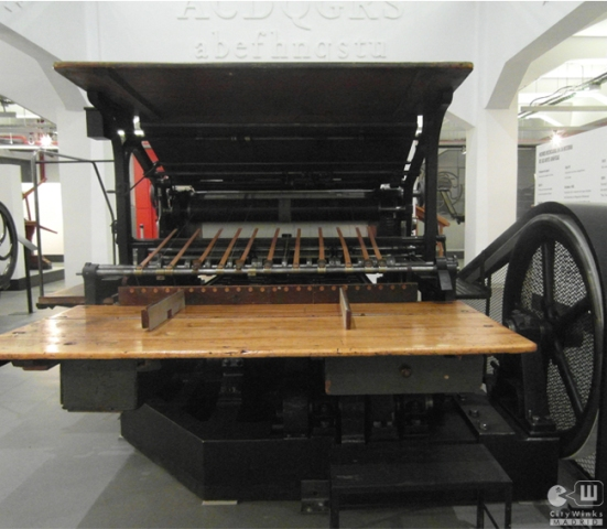 CityWinks Madrid, Imprenta Municipal, Printing Press, Madrid