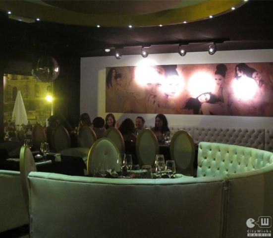 CityWinks Madrid, Paristokyo, Chueca, restaurant