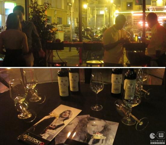 CityWInks Madrid, Paristokyo, Chueca restaurant