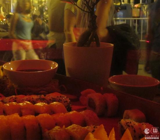 CityWinks Madrid, Paristokyo, Chueca, sushi