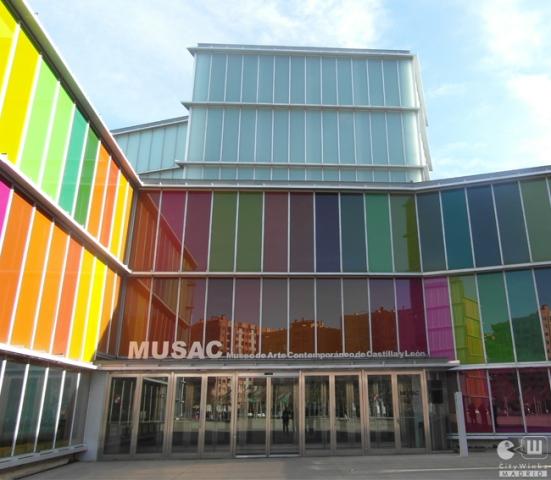 CityWinks, León, MUSAC, arte, contemporáneo, arquitectura