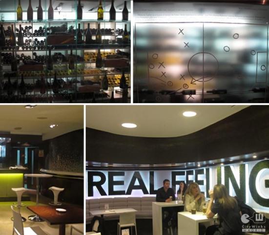CityWinks Madrid _Bar Real Café Bernabeu 2013
