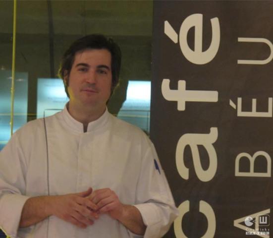 CityWinks Madrid _Chef Real Café Bernabeu 2013