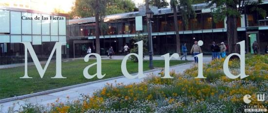 CityWinks Madrid-Casa de las Fieras 2013