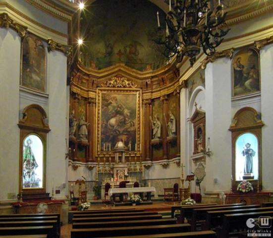 CityWinks Madrid- Iglesia de Santiago 2013 3