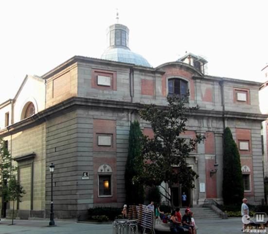 CityWinks Madrid- Iglesia de Santiago 2013 4