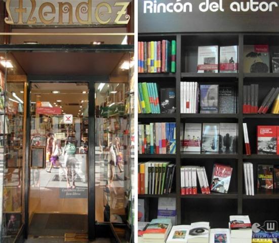CityWinks Madrid - Libreria Mendez 2013 1