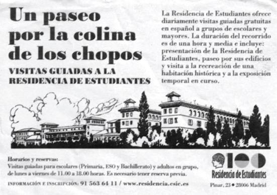 CityWinks Madrid - Residencia de Estudiantes 2013 2