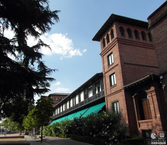 Veladas en el jard n y caf de los poetas 100 residencia for Residencia para estudiantes