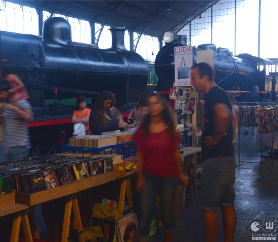 CityWinks Madrid - Mercado de Motores 2013 2