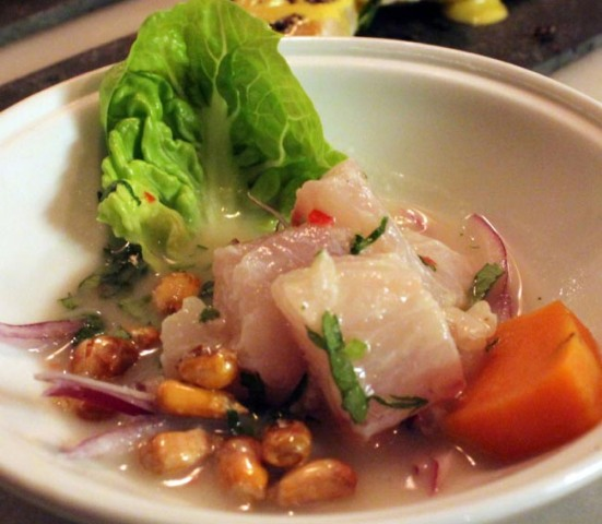CityWinks Madrid- Quilombo Ceviche
