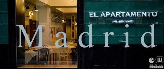 CityWinks Madrid-El Apartamento 2014