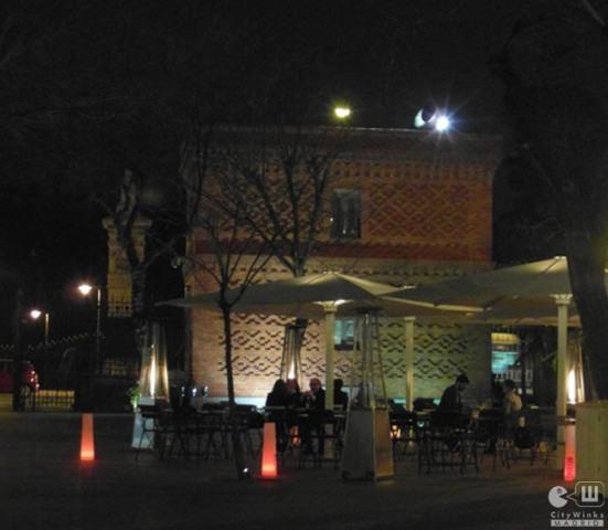 CityWinks Madrid - Casa Árabe_ Shukran Restaurant 1