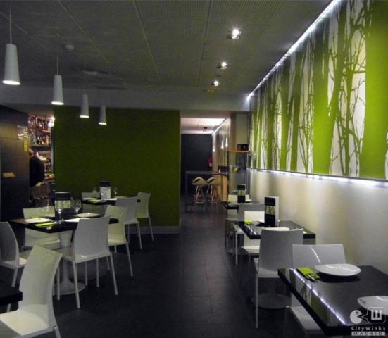 CityWinks Madrid - Casa Árabe_ Shukran Restaurant 2