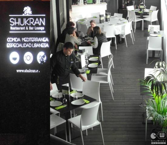 CityWinks Madrid - Casa Árabe_ Shukran Restaurant 3