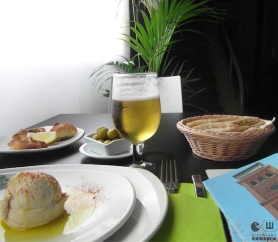 CityWinks Madrid - Casa Árabe_ Shukran Restaurant 4