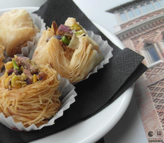 CityWinks Madrid - Casa Árabe_ Shukran Restaurant 5