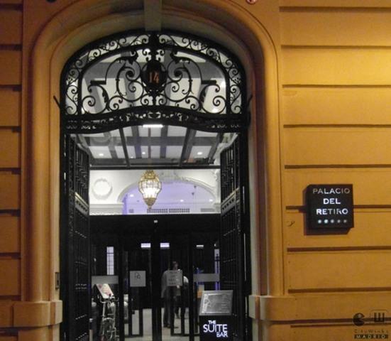 CityWinks Madrid - AC Palacio del Retiro The Suite Bar