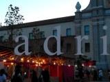 Conde Duque, El Cuartel City Lights exprime el verano de Madrid almáximo.