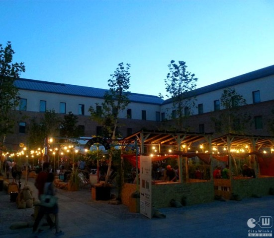 Conde Duque_City Lights_Terraza_CityWinks_Madrid 2014