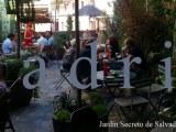 Viaje al Jardín Secreto y Salón de Té -Vip Lounge de SalvadorBachiller.