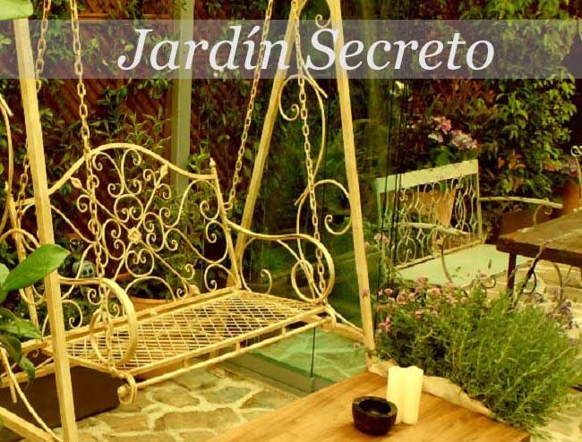 Viaje al jard n secreto y sal n de t vip lounge de for Jardin secreto salvador bachiller