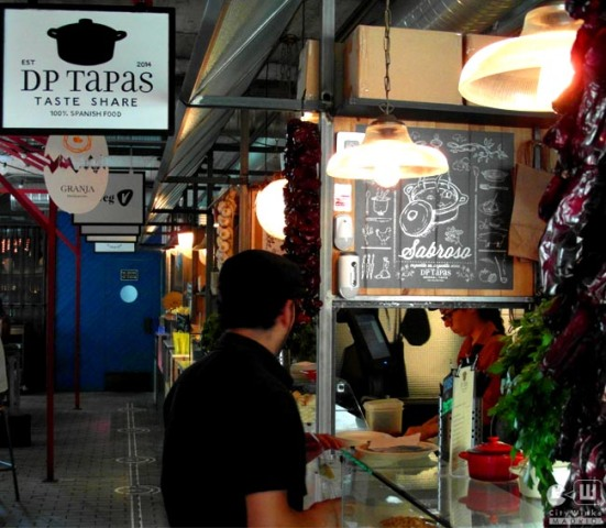 Mercado San Ildefonso_CityWinks Madrid_Puestos