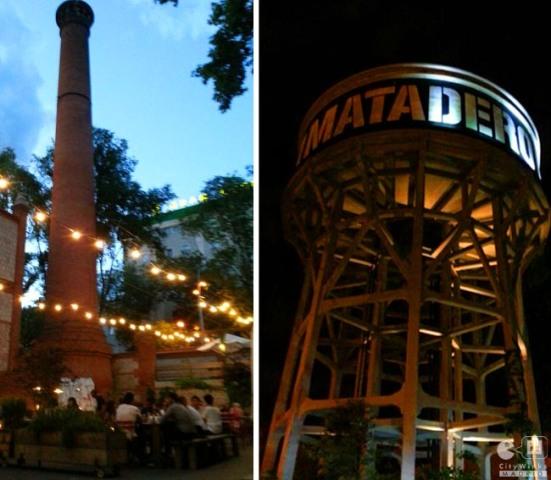 CityWinks Madrid_La Cantina_Matadero_Terraza_Torre