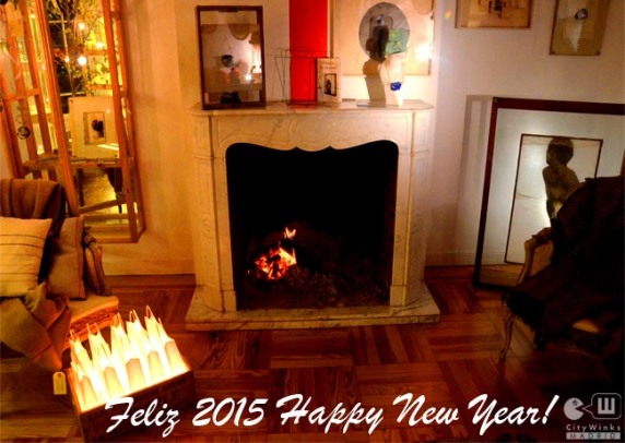 CityWinks Madrid_Feliz Año Nuevo 2015_Happy New Year