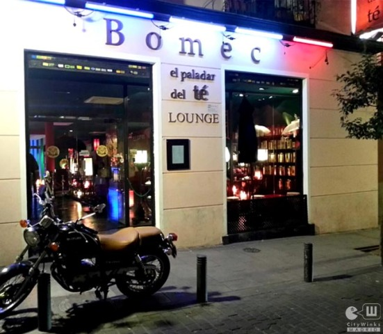 CityWinks_Madrid_Bomec_Salon de te_lounge_tienda_fachada a la calle