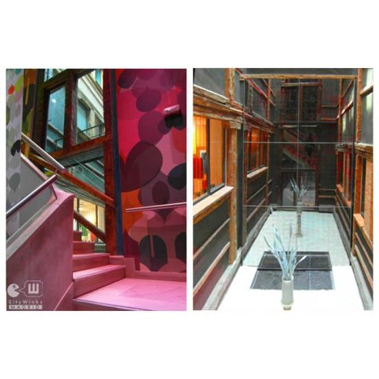CityWinks Madrid_Casa Decor 2015_escalera y patio