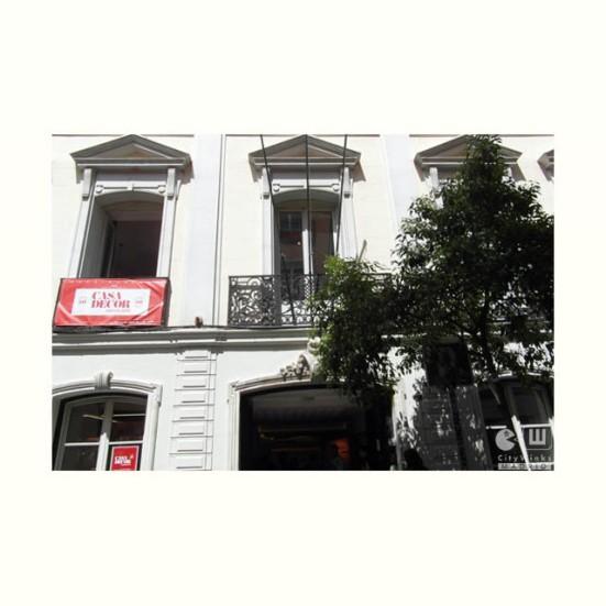 CityWinks Madrid_Casa Decor 2015_fachada neoclasica