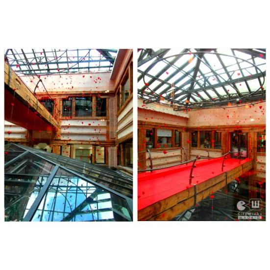CityWinks Madrid_Casa Decor 2015_lucernario Kenzo