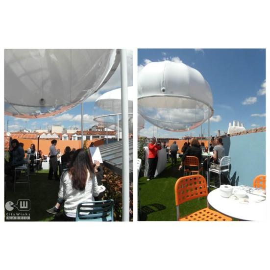 CityWinks Madrid_Casa Decor 2015_observatorio de nubes