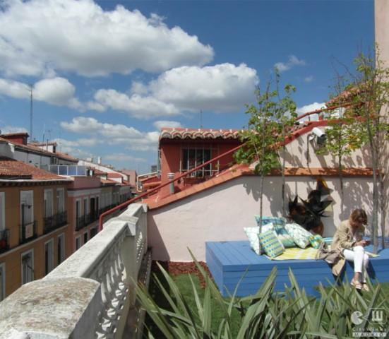 CityWinks Madrid_Casa Decor 2015_terraza jardin