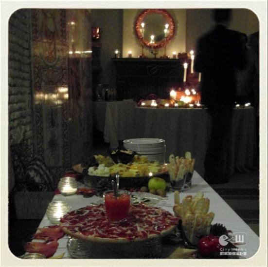 Café de Oriente_ Madrid_CityWinks_Mesa Acción de Gracias_Platos