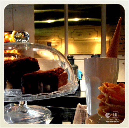 CityWinks Madrid_Mistura_Brownies y barquillos