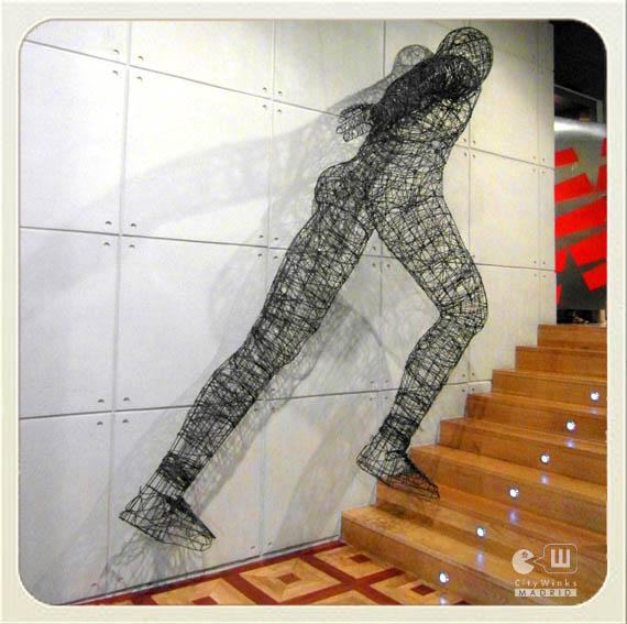 CityWInks Madrid_New Balance_Flagship store