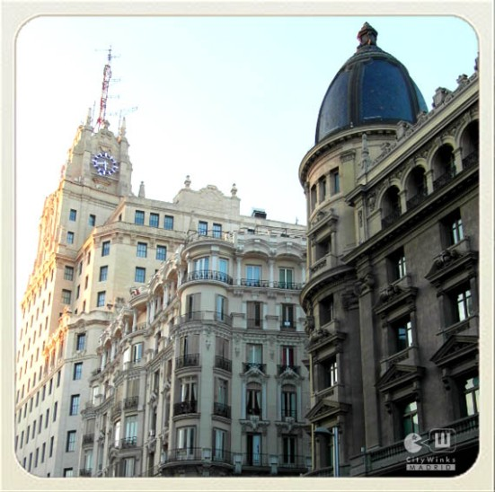 CityWinks Madrid_Mistura_New Balance_Gran Vía_Fundación Telefónica