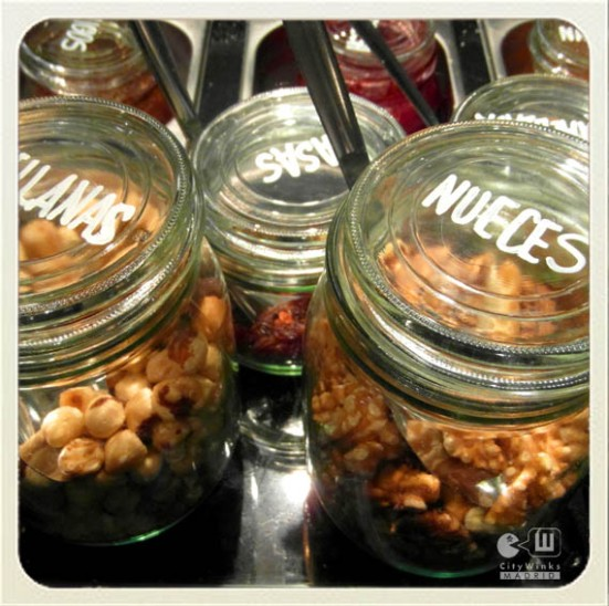 CityWinks Madrid_Mistura_Toppings